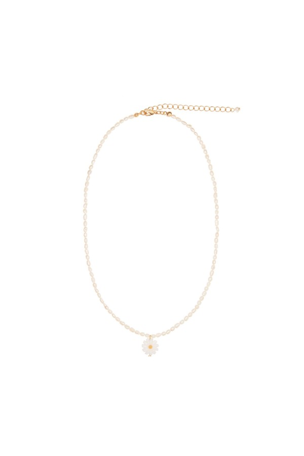 Oh! Daisy Pearls Necklace