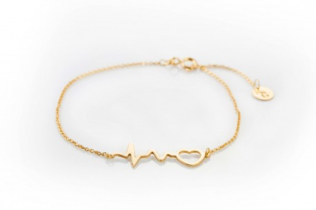 Heartbeat Bracelet 02LAW15004