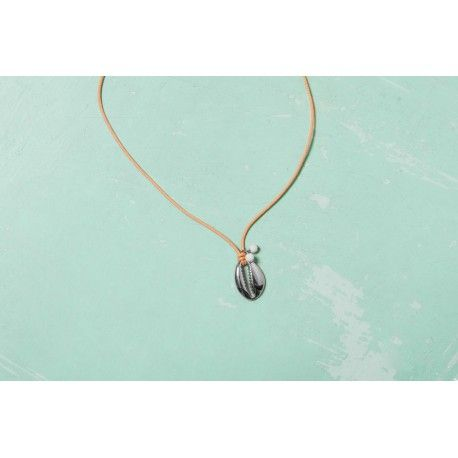Adjustable Seashell Necklace