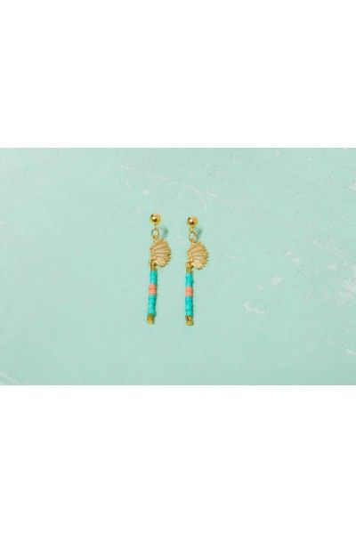 Apache Earrings