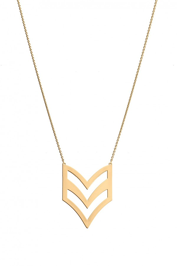 Military Necklace L