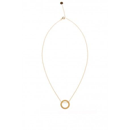 Circle Line Necklace