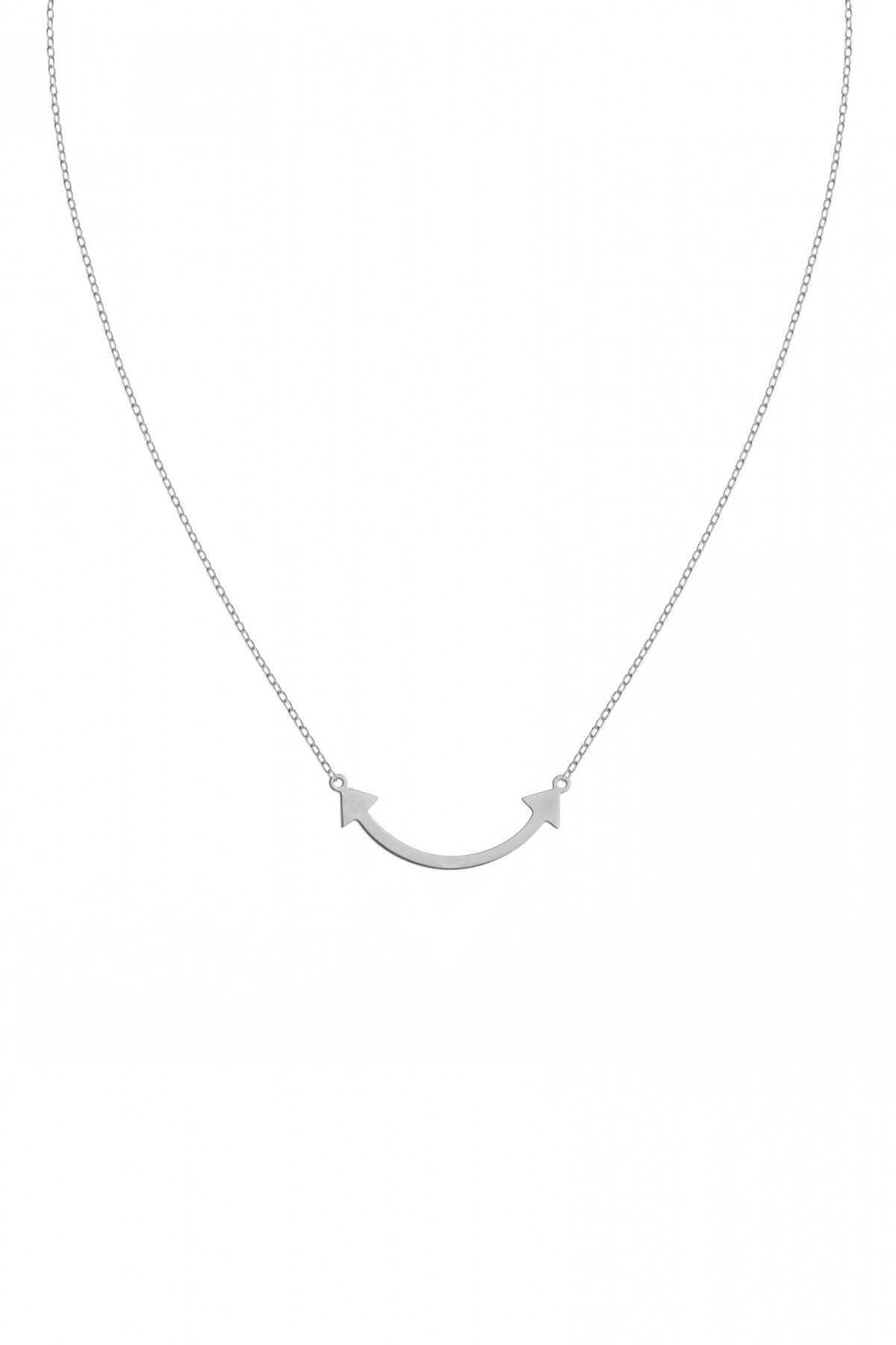Arrow Arch Necklace