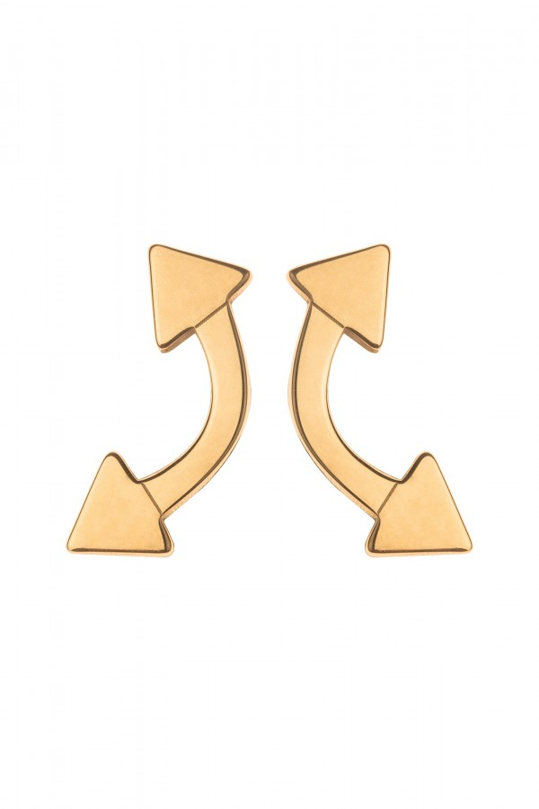 Arrow Arch Earrings