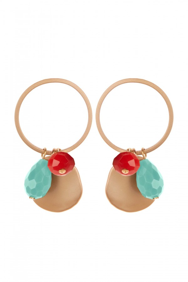 Golden Smart Earings