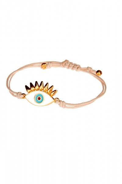 Turkish Eye Adjustable Bracelet