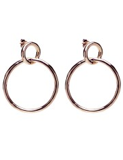 VALENTINA ROSE GOLD EARRINGS
