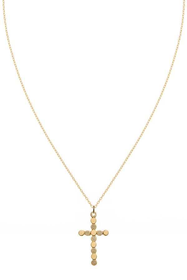 Nina Cross Necklace