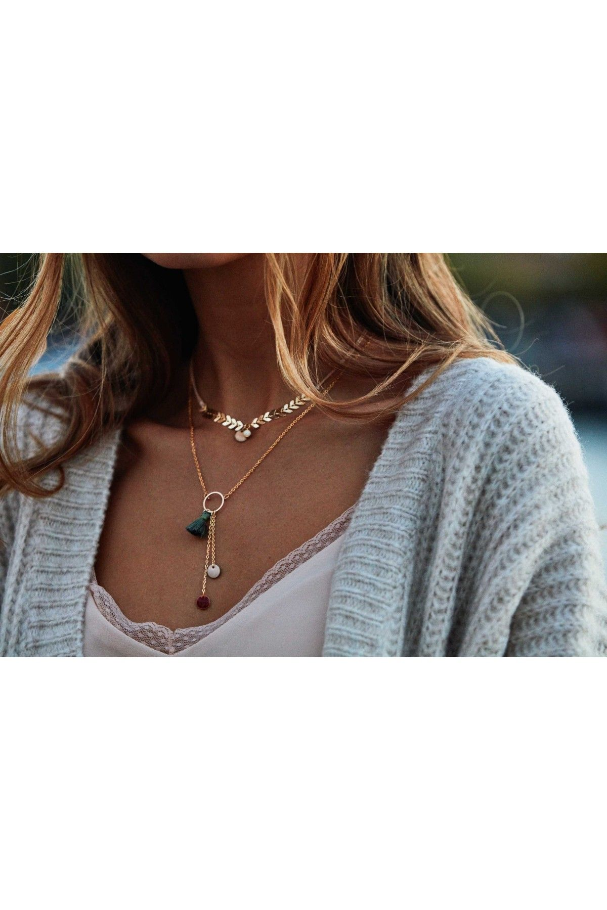 Lilibet Necklace