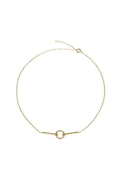 CHANCE GOLD NECKLACE