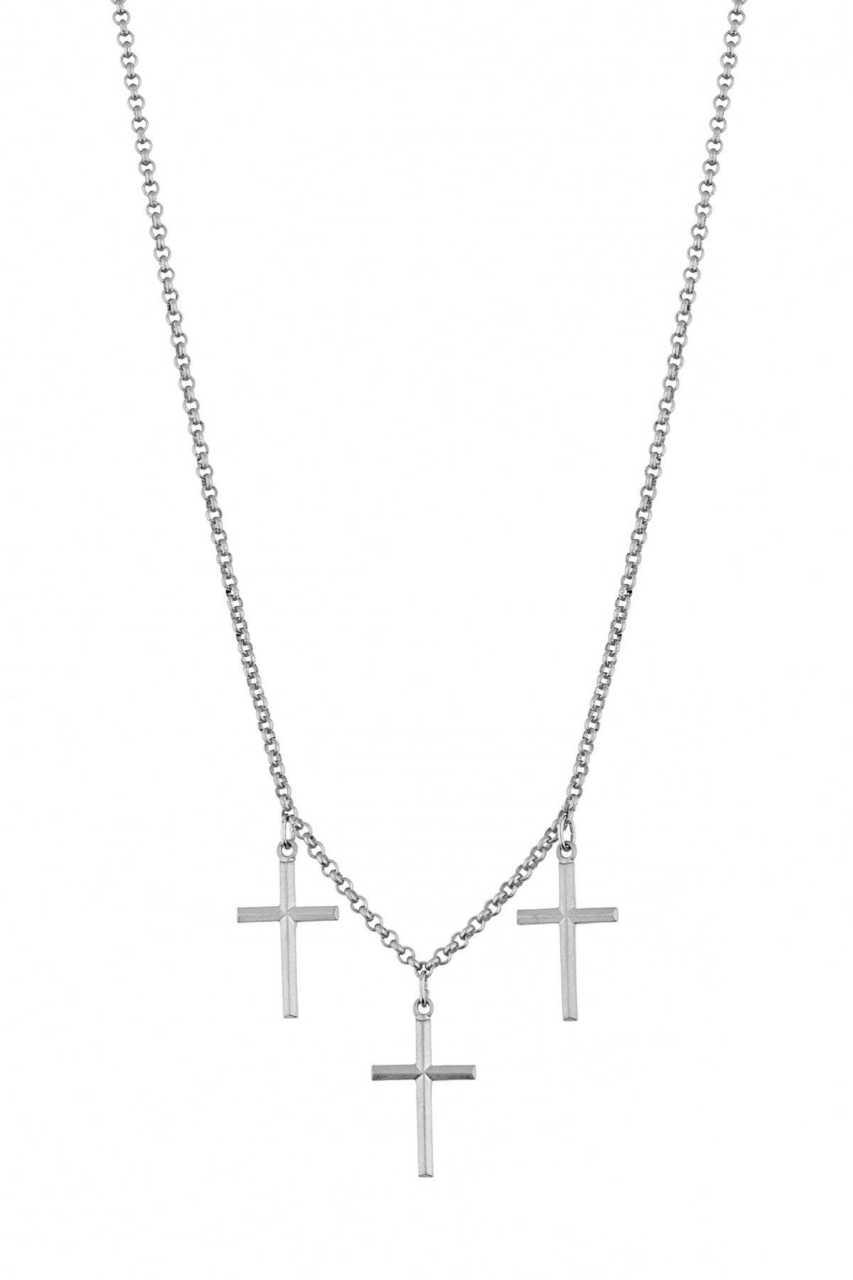 The Crosses Necklace