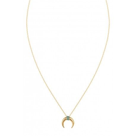 Half Moon Summer Necklace