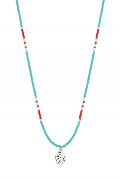 Mykonos Palm Necklace