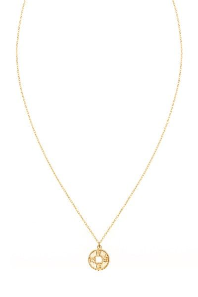 Japanese Coin S Necklace