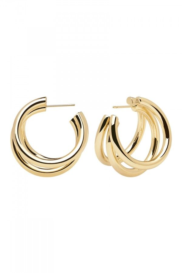 TRUE GOLD EARRINGS