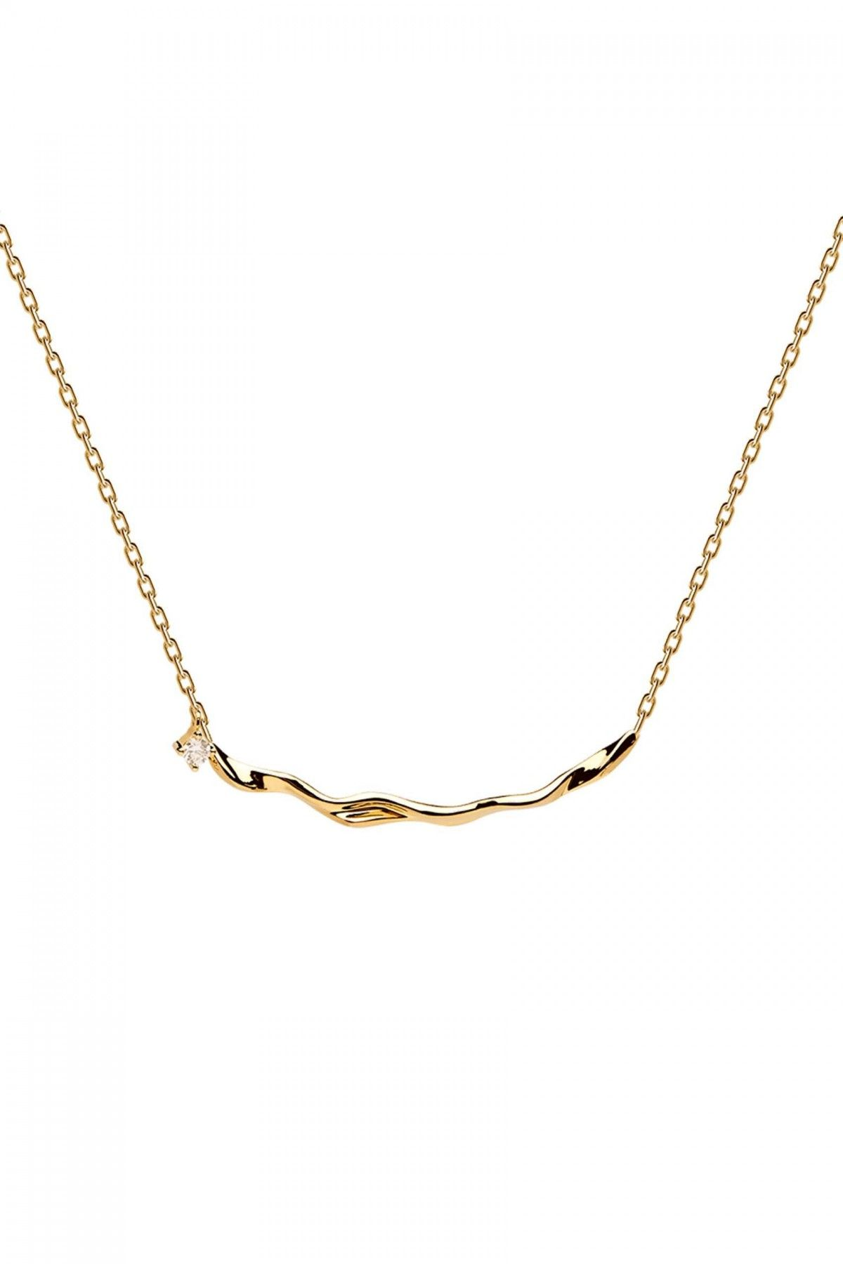 HARU GOLD NECKLACE
