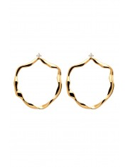AKARI GOLD EARRINGS