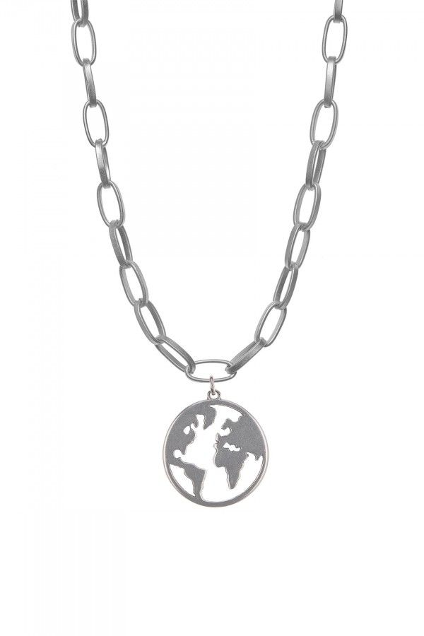 World of Wanderlust Necklace