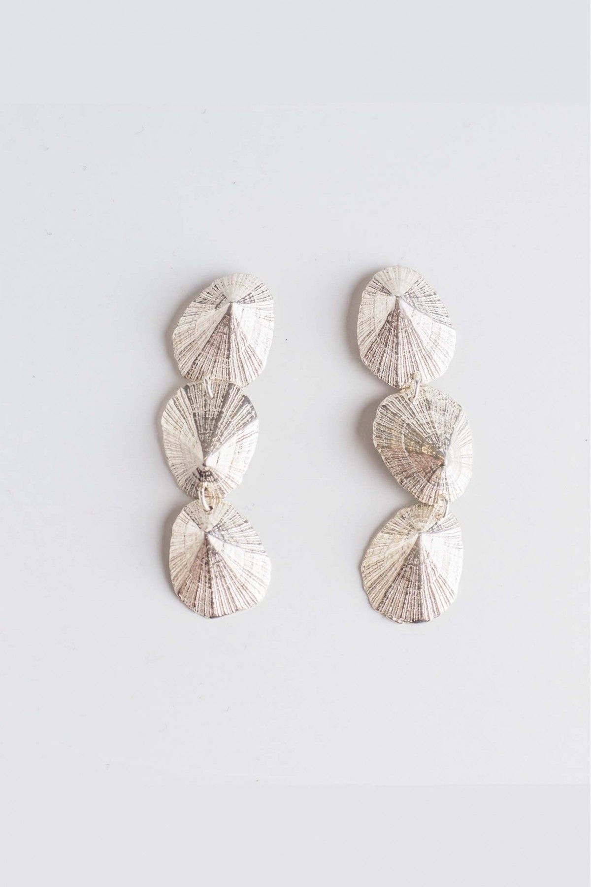 3 Limpets Earrings