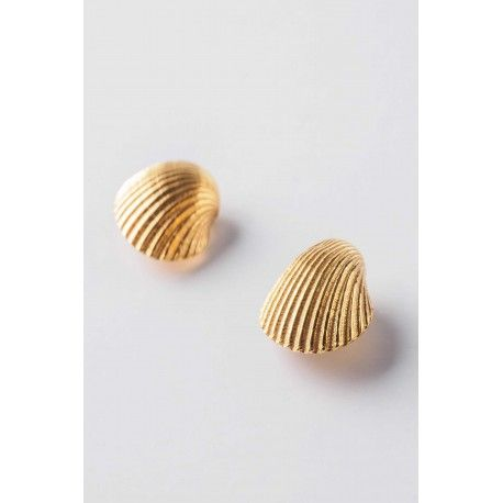 Perfect Oyster Earrings