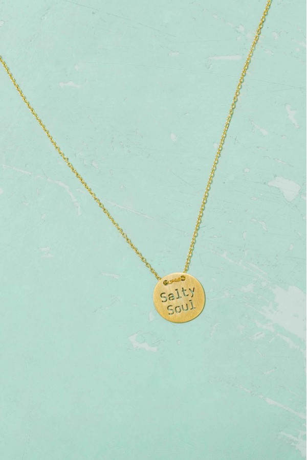 Salty Soul Necklace