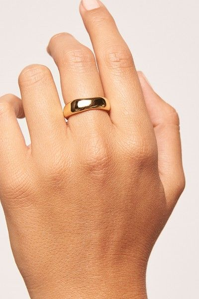 ARIA GOLD RING