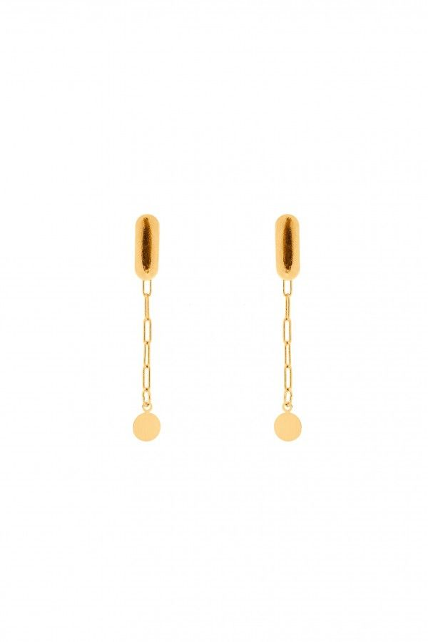 Kendall Circle Earrings