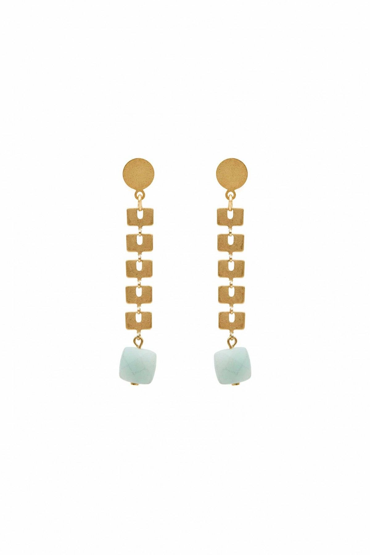 Basel Stone Earrings