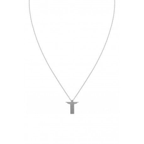 copy of Christ the Redeemer Necklace