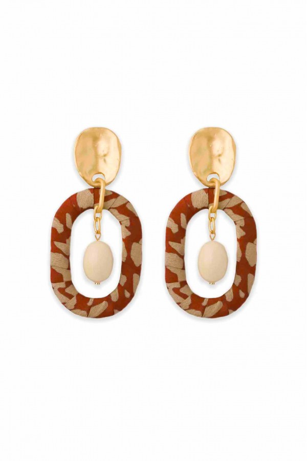 Terracota Earrings
