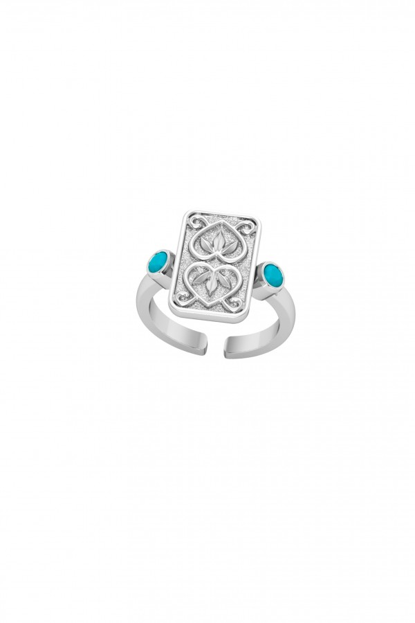 Anillo Together Silver