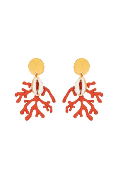 Seaweed Déco Earrings