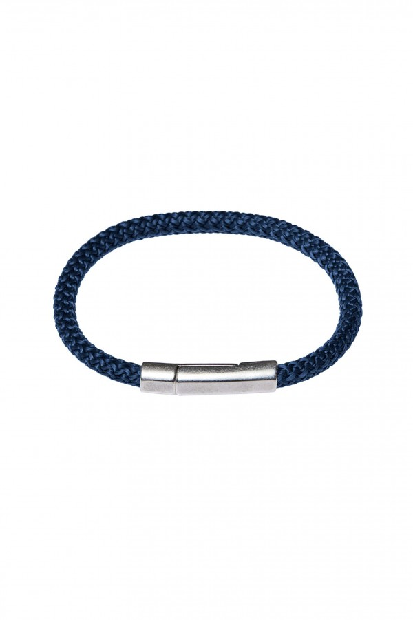 Navy Blue Man Bracelet