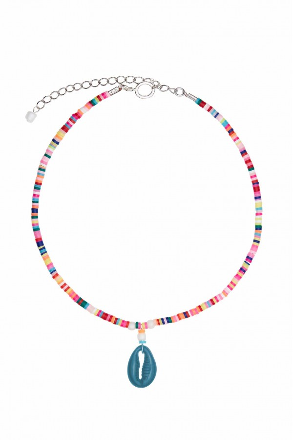 Lollipop Shell Kids Necklace