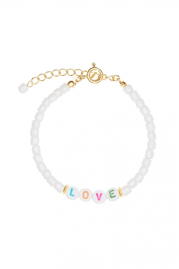 Mum & Daughter Love Bracelet