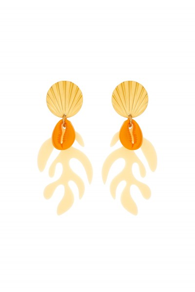 La Digue Earrings