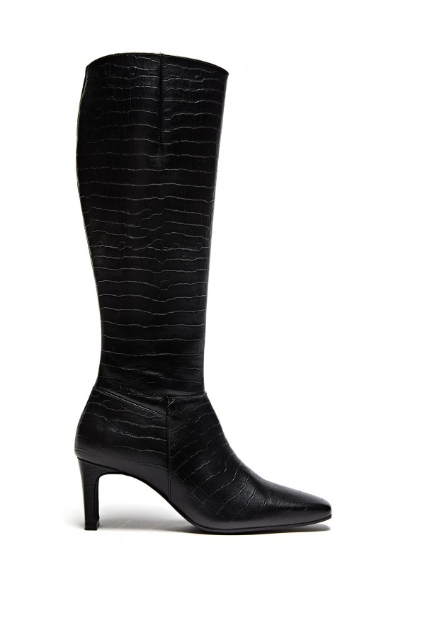 Anine Black Boots