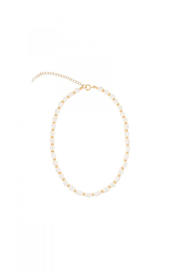 Melrose Pearls Necklace