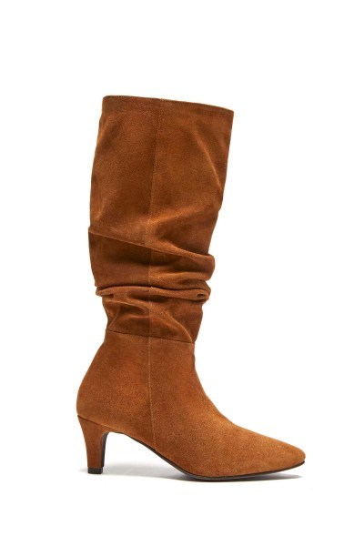 Emily Camel Boots