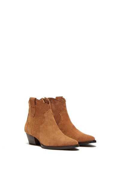Kendall Camel Boots