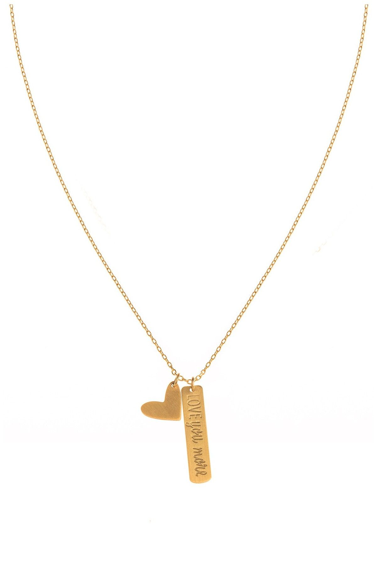 Personalizaded Love Necklace