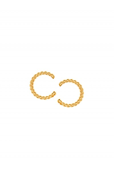 Twisted Ear Cuffs