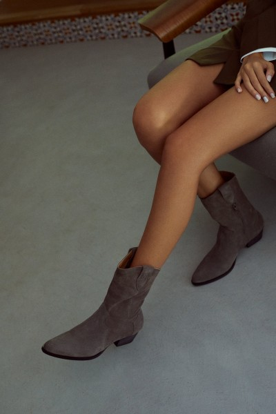 Kendall Military Boots